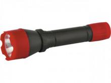Фонарь ultra Flash 6102-тн ( красный,1led,2xr6)