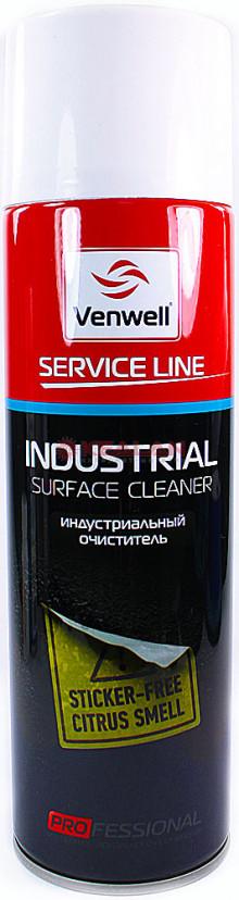 Venwell industrial Surface Cleaner очиститель клеев, смол, наклеек, битума, почек, силикона, 500 мл.