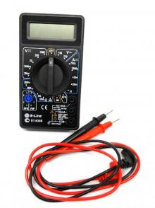 Мультиметр dt-830b S-line