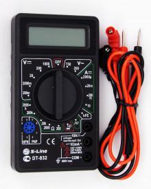Мультиметр dt-832 S-line